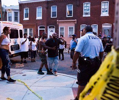 Strzelanina w Filadelfii. Rannych sześciu policjantów