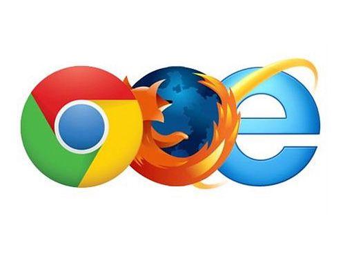 Najpopularniejsze przeglądarki w Polsce? 1. Firefox, 2. Chrome, 3. Explorer