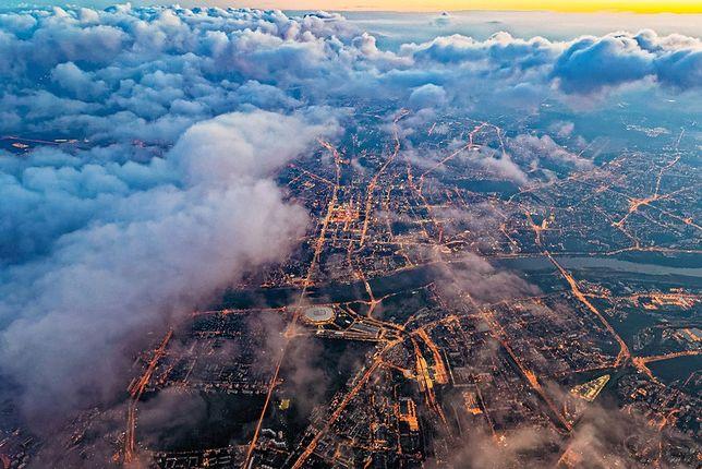 Warsaw On Air [NIEZWYKŁE ZDJĘCIA]