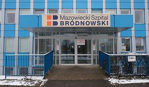 Warszawa. Mazowiecki Szpital Bródnowski.