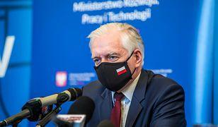 Wicepremier Jarosław Gowin: koalicja ma stabilną większość