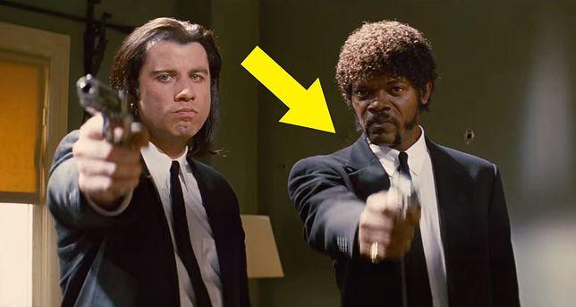 """Błąd w kultowej scenie """"Pulp Fiction"""". Liczyli, że uda się za pierwszym razem"""