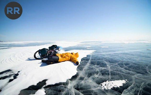 Rowerami po Bajkale
