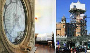 W hotelu z wieżą zegarową trudno się wyspać