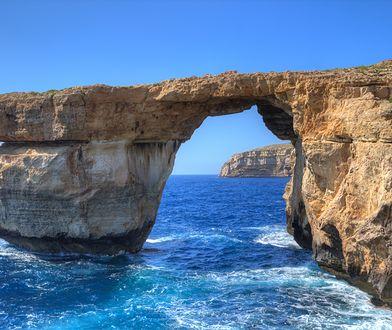 Lazurowe Okno może powrócić na Maltę. Zaprezentowano projekt