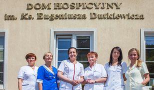 Hospicjum Dutkiewicza potrzebuje wsparcia