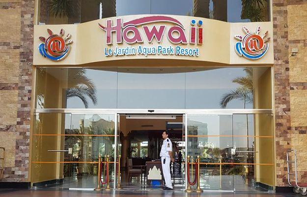 Hurghada: to w tym hotelu mieszkał Marcin M.