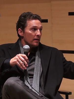Matthew McConaughey o tym, czy zostanie gubernatorem Teksasu