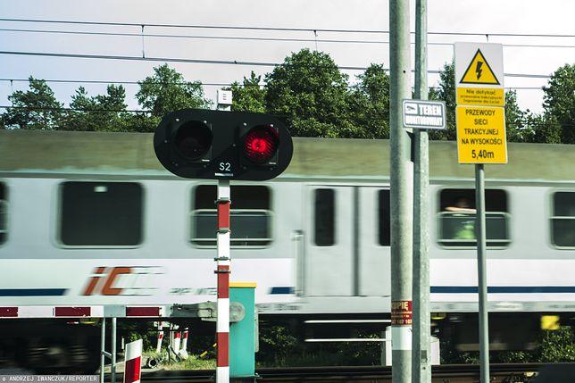 Chechło Pierwsze. Wypadek na przejeździe kolejowym