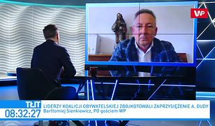 Zaprzysiężenie Andrzeja Dudy. Bartłomiej Sienkiewicz odpowiada na krytykę zwolenników PO