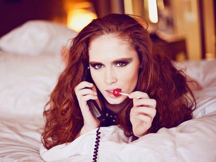 Seks przez telefon