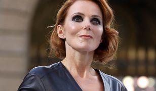 Geri Halliwell ze Spice Girls ma ogród inspirowany pałacem Buckingham. Imponująca zieleń