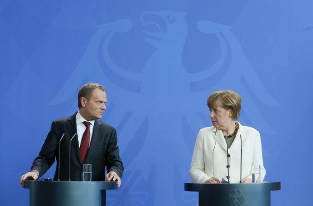 """""""Sueddeutsche Zeitung"""": Tusk nie chce być tylko moderatorem w UE"""