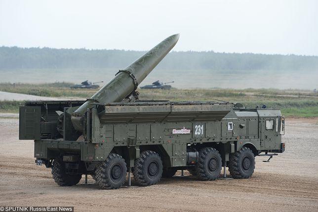 Rosyjskie Iskandery spędzają sen z powiek członkom NATO