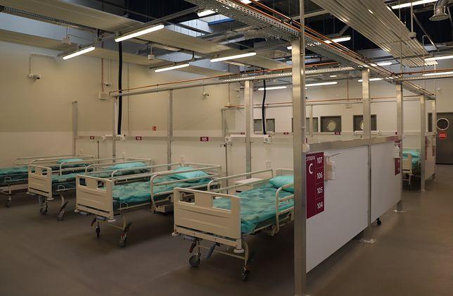 Ponad 5 tysięcy łóżek dla chorych na COVID-19 przygotowano dotąd w szpitalach województwa śląskiego.