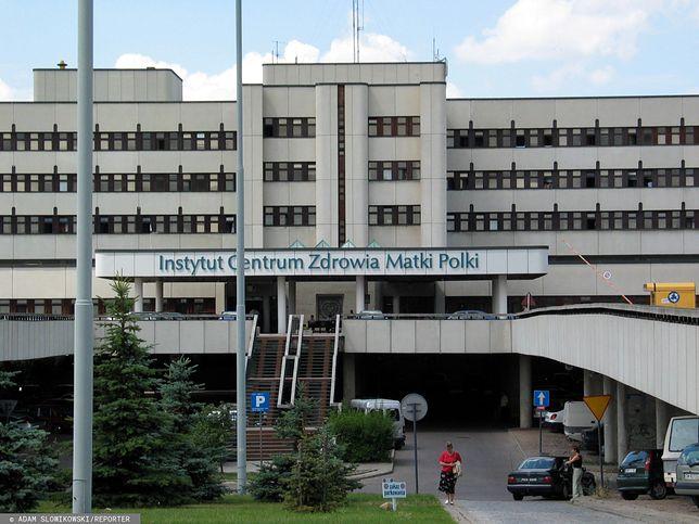 Koronawirus w Polsce. Ognisko zakażeń w Centrum Zdrowia Matki Polki w Łodzi