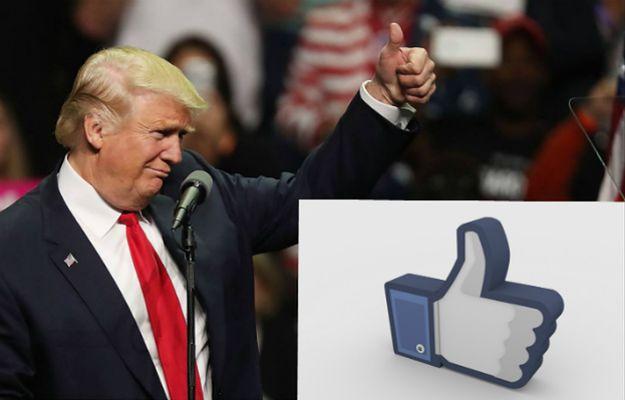 Donald Trump wygrał dzięki Facebookowi