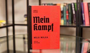 """""""Mein Kampf"""" po polsku. Jest sprzeciw. """"Psychopatologiczny manifest"""""""