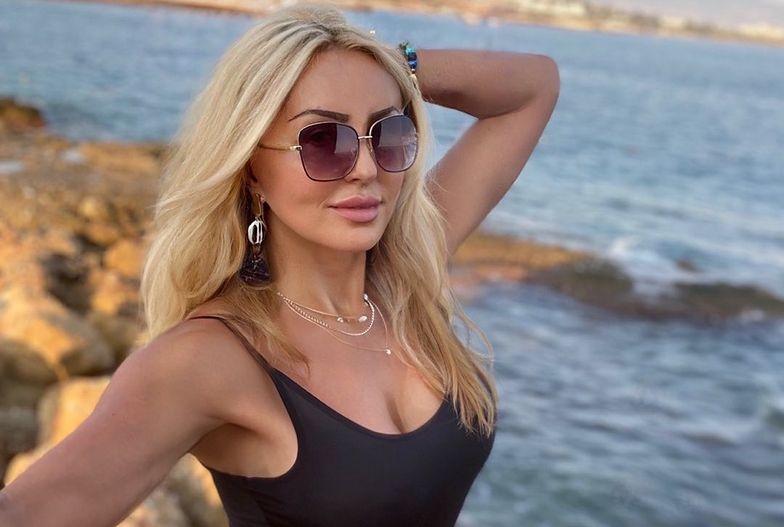Teresa Werner nie przestaje zachwycać. 63-latka pokazała się w bikini
