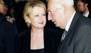 """Historia związku Gustawa Holoubka i Magdaleny Zawadzkiej. """"Coś się stało takiego, że nie mogłem się od tego uczucia uwolnić"""""""