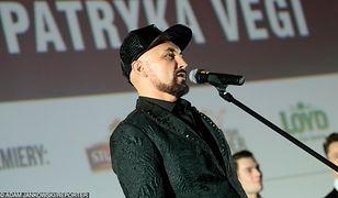 Patryk Vega został kolejnym celem ataku Jarosława Kaczyńskiego