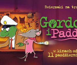 """Plakat z filmu """"Gordon i Paddy"""""""
