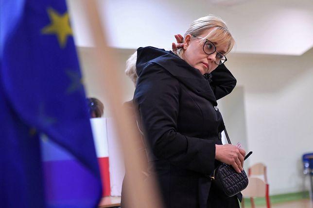 Żona prezydenta Gdańska Magdalena Adamowicz