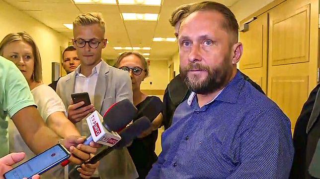 Kamil Durczok odpowie za fałszywy weksel. Sąd nie zgodził się na areszt