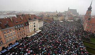 """Nauczycielki z Zabrza przed komisją dyscyplinarną za """"Czarny protest"""""""