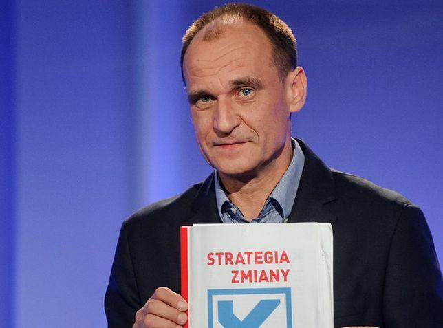 Paweł Kukiz prosi wyborców o radę. Z kim powinien wejść w koalicję?