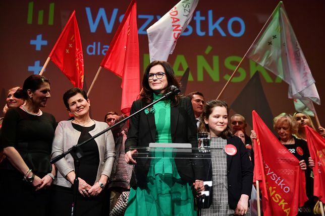 Według pierwszych sondażowych wyników wybory prezydenckie w Gdańsku wygrała Aleksandra Dulkiewicz