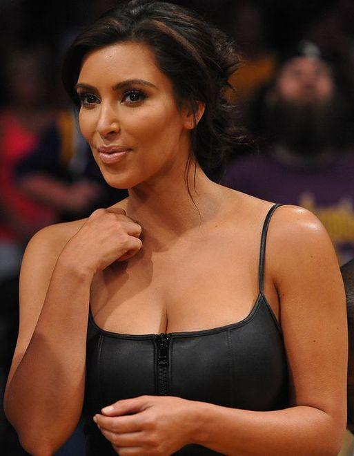 """""""Kardashianowie"""": Kim pokaże w programie Kanyego Westa!"""