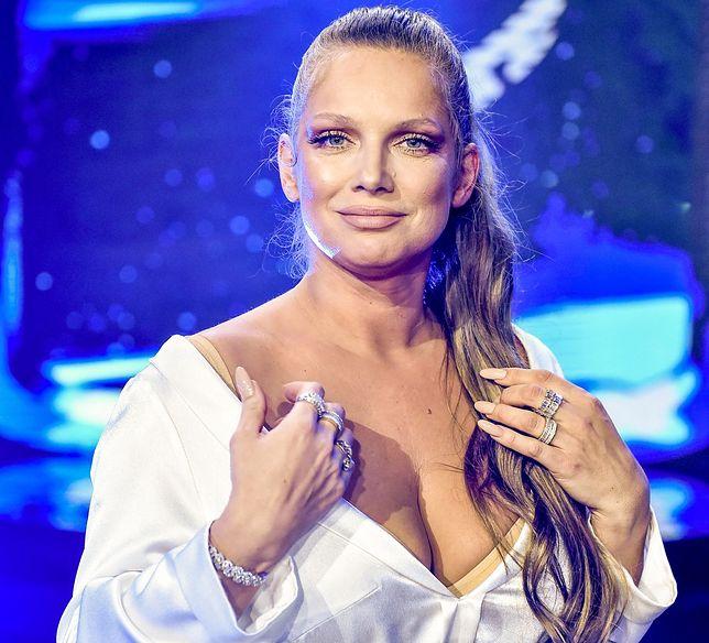 Joanna Liszowska pokazała się w zmysłowej odsłonie