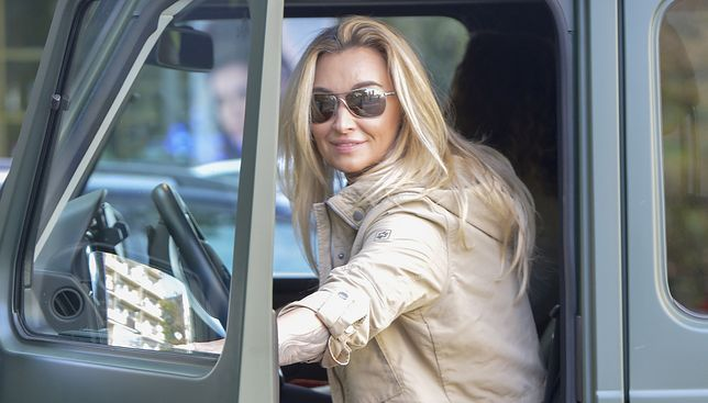 Martyna Wojciechowska pokazała zdjęcia z drogowego incydentu
