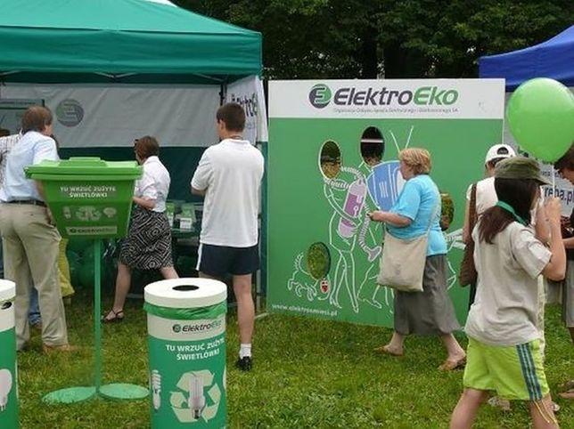 Wymień śmieci na sadzonki! Warszawskie Dni Recyklingu