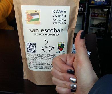Tutaj kupisz kawę z San Escobar! Wesoły pomysł warszawskiej restauracji