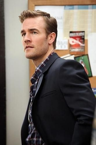 James Van Der Beek fot. ABC