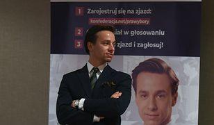 Wybory prezydenckie 2020. Krzysztof Bosak (Konfederacja).
