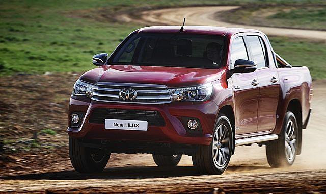 Nowa Toyota Hilux od 109 347 zł