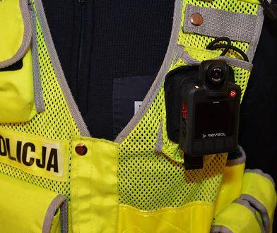 Kamery dla patroli drogowych, w odróżnieniu od urządzeń dla jednostek prewencyjnych, posiadają ekran