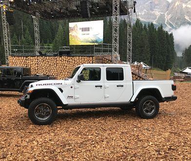 Jeep Gladiator pojawi się w Polsce. Pod maską mocny diesel