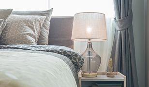 Na stół i półkę przy łóżku. Śliczne lampki w modnym stylu