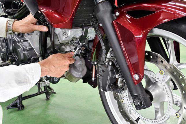 Badanie techniczne motocykla jest w Polsce obowiązkowe.