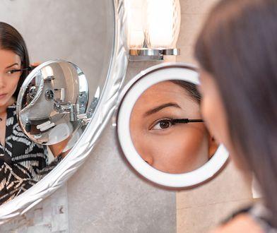 Powiększające szkło zwiększy precyzję makijażu