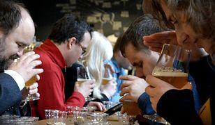"""""""Piwo możemy odkrywać wszystkimi zmysłami, nawet słuchem"""". Wyjątkowe spotkanie"""