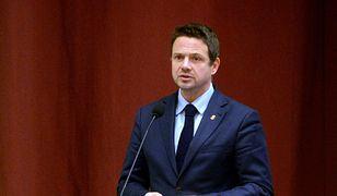 Rafał Trzaskowski ma rozmawiać z radnymi w sprawie powrotu patronów związanych z dekomunizacją