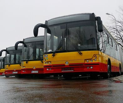 10 gazowych autobusów już w stolicy