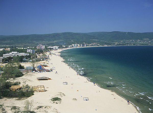 Słoneczny Brzeg w Bułgarii