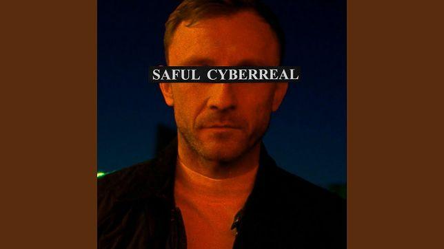 "okładka singla Safula ""Cyberreal"""