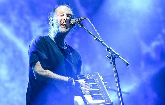 Thom Yorke, lider Radiohead, wystąpi na festiwalu Open'er 2021